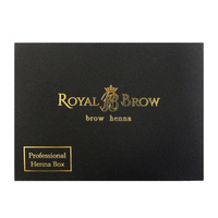 Набор хны для бровей Royal Brow